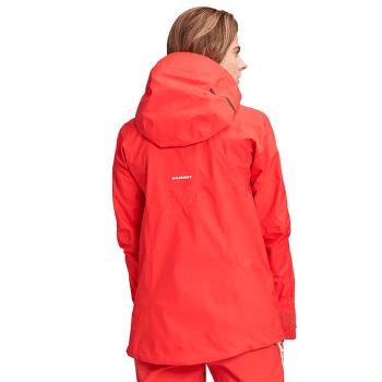 Nordwand Advanced HS Hooded Jacket Women azalea
