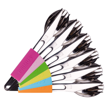 Leisure Cutlery Kit - Fashion Leaf green
