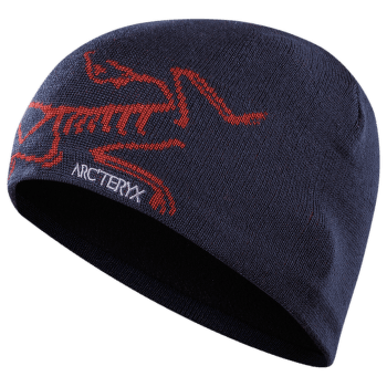 Bird Head Toque Admiral/Oxblood