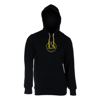 Logo Hoody Men BLACK