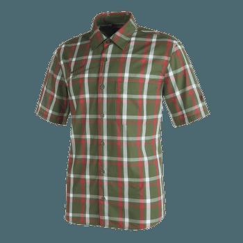 Pacific Crest Shirt Men seaweed-lava 4546