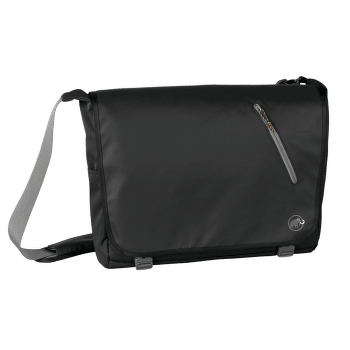 Messenger Square black 0001
