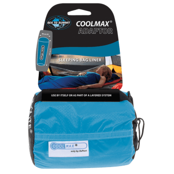 Coolmax Adaptor Blue-BL