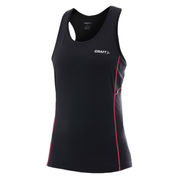 Cool Singlet With Mesh Women 9477 Black