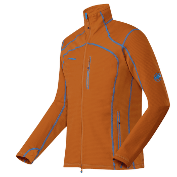 Eiswand Jacket Men (1010-15710) dark orange 2088