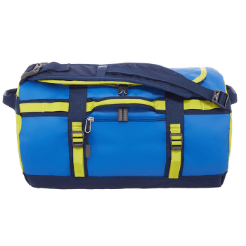 Base Camp Duffel - XL (CWV7) MONSTER BLUE/VENOM YELLOW
