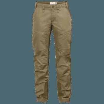 Abisko Lite Trekking Trousers Women Sand
