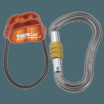 Slaňovací set - Guard oranžová