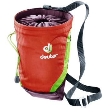 Gravity Chalk Bag II L Papaya-aubergine