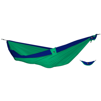 Double Moon Hammock(+Express Bag) green/royal blue
