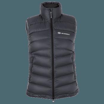 Topaz Lady vest dark grey