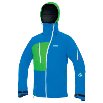 Devil Alpine 5.0 Jacket Men blue/green