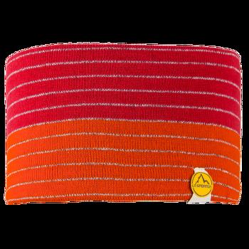 Power Headband Pumpkin/Garnet