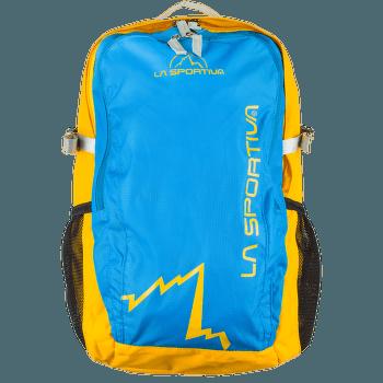 Laspo Kid Backpack Blue/Yellow