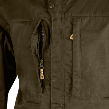 Skogsö Jacket Men Dark Grey 030
