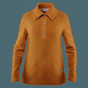 Greenland Re-Wool Sweater Women Acorn