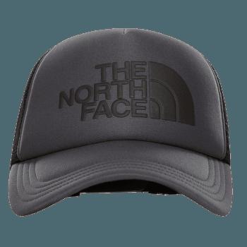 TNF Logo Trucker ASPHALT GREY/BLACK