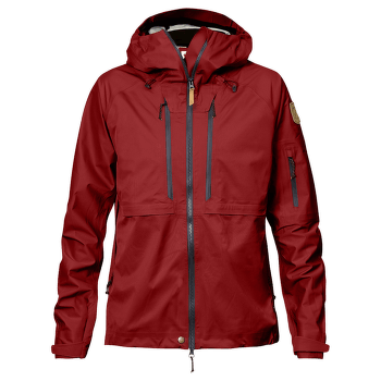 Keb Eco-Shell Jacket Women Lava