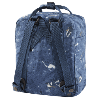 Kanken Art Mini Blue Fable