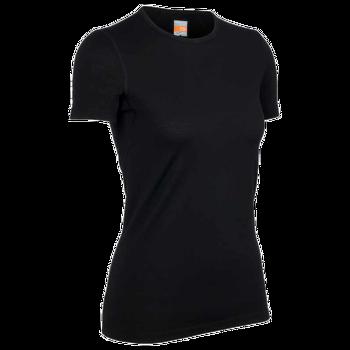 Oasis LS Crewe Women Black001