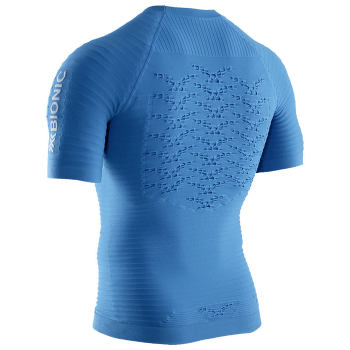 Efektor® G2 Run Shirt SH SL Men Blue-Dolomite Grey