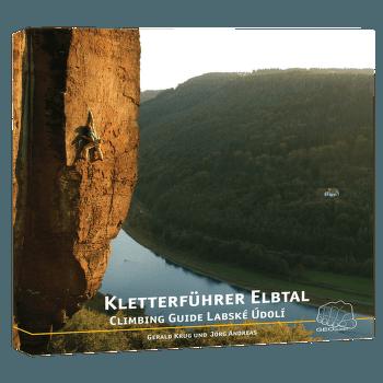 Horolezecký průvodce Elbtal (Labské údolí)