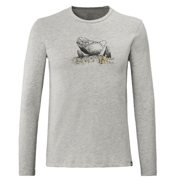 Boulder Dream TS LS Men HEATHER GREY