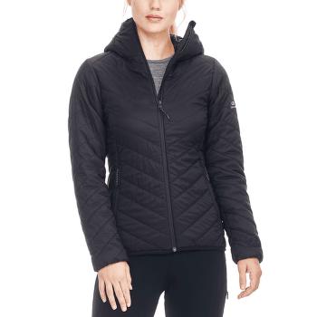 Hyperia Hooded Jacket Women Kingfisher/ARCTIC TEAL