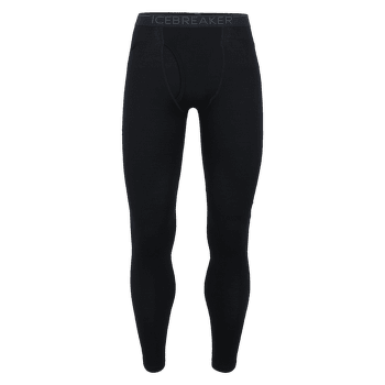 Tech Leggings w Fly Men Black/Monsoon