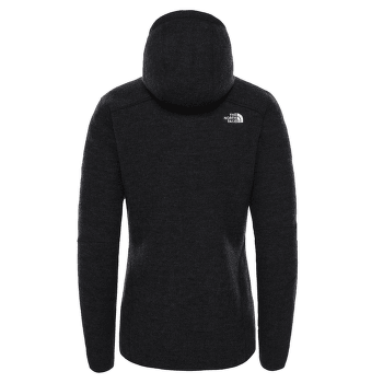Zermatt Full Zip Hoodie Women TNF BLACK HEATHER
