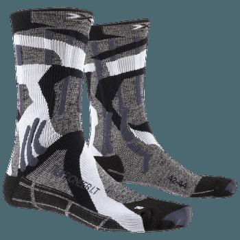 Trek Pioneer LT Socks Granite Grey-Camo
