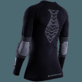 Energizer 4.0 Shirt Round Neck Women Black Melange