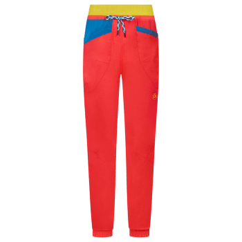 Mantra Pant Women Hibiscus/Neptune