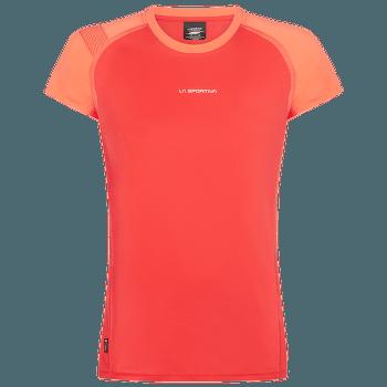 Move T-Shirt Women Hibiscus/Flamingo