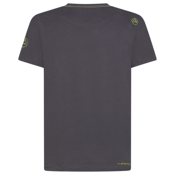Hipster T-Shirt Men Carbon
