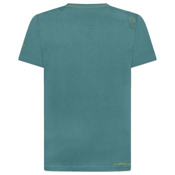 Cross Section T-Shirt Men Pine