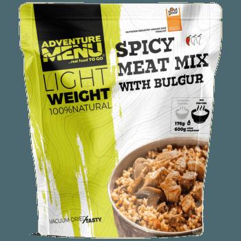 Lightweight Pikantní kotlík s bulgurem - Velká porce