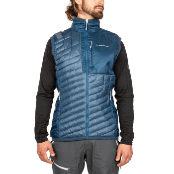 Inversion Primaloft Vest Men Opal/Pine
