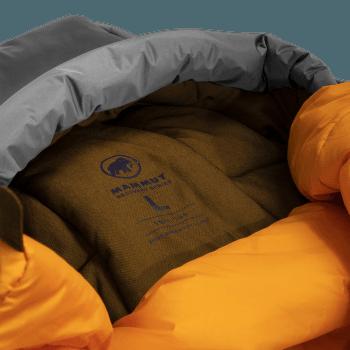 Protect Fiber Bag -18°C titanium