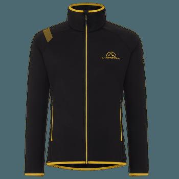 Promo Fleece Men Black/Yellow 999100