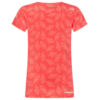 Imprint T-Shirt Women Hibiscus