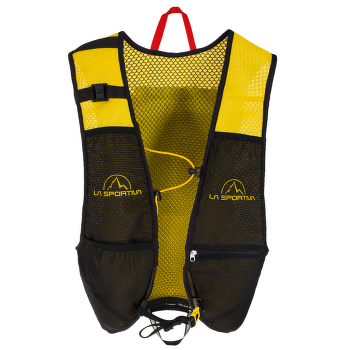 Racer Vest Black/Yellow 999100