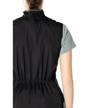 Rush Vest Women Black