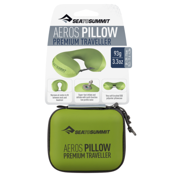 Aeros Premium Pillow Traveller Navy Blue (NB)