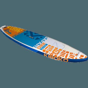 Safari 220 FT Modro - oranžová