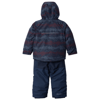 Buga™ Set Kids Coll Navy Dotscape Print, Coll Navy 465