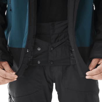 Roldal Jacket Men ABYSS/ORION BLUE