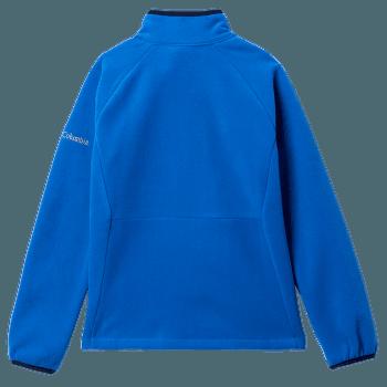 Fast Trek™ III Fleece Full Zip Kids Bright Indigo, Collegiate Navy 432