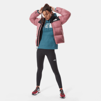 Drew Peak Pullover Hoodie Women TNF BLACK/TNF WHITE