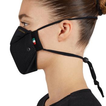 Stratos Mask Black